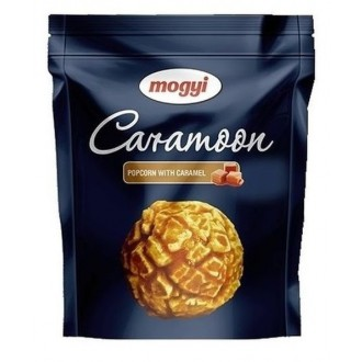 Chipsy + Popcorn + Bonbóny - Popcorn CARAMOON CARAMEL 70 g