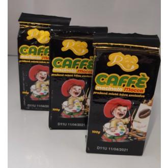Mletá káva - Rcaffe káva mletá 3 x 100 g