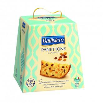 Vánoční Panettone - Panettone classico BATTISTERO 100 g