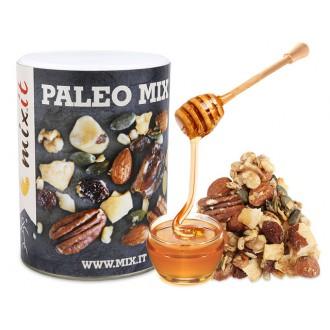 Oříšky + Ovoce - Mixit Paleo Mix - pečený a medový 350g