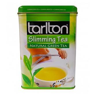 Čaj - TARLTON Green Slimming plech 250g