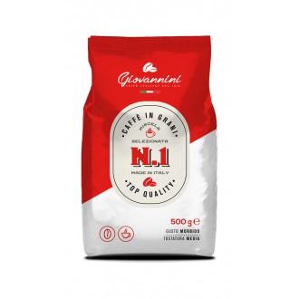 Zrnková káva - Parentti Giovannini káva zrnková 500 g