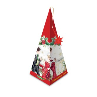 Vánoční čaje - Bílý čaj CHRISTMAS VISIT sáčky 20 ks x 2 g