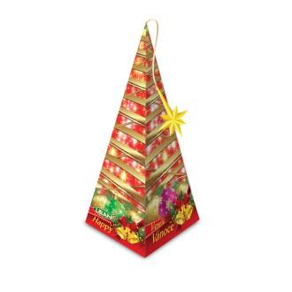 Vánoční čaje - Černý čaj HAPPY sáčky 20 ks x 2 g