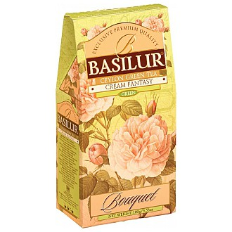 Čaj - BASILUR Bouquet Cream Fantasy papír 100 g