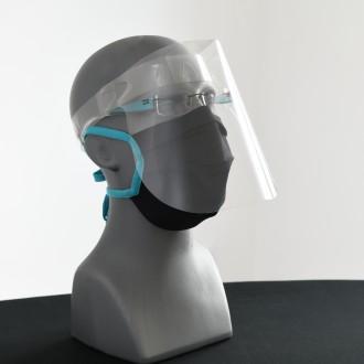 Ochranný štít + roušky - Ochranný štít obličeje