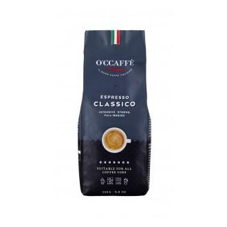 Zrnková káva - O'Ccaffé Espresso Classico zrnková káva 250 g