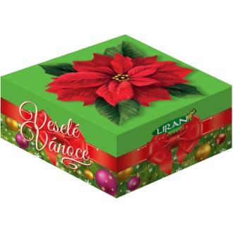 Vánoční čaje - LIRAN Vánoční překvapení sáčky 8 ks x 2 g