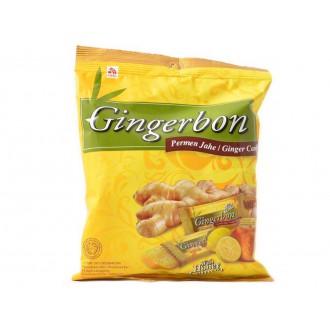 Zázvorové bonbóny - GINGERBON ZÁZVOROVÉ BONBONY S MEDEM A CITRÓNEM 125 g