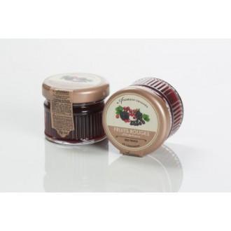 Francouzské marmeládky - Červené ovoce 28g