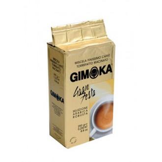 Mletá káva - Gimoka Gran Festa mletá káva 250 g