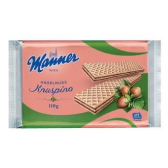 Sladkosti Manner - MANNER HASELNUSS 110 g