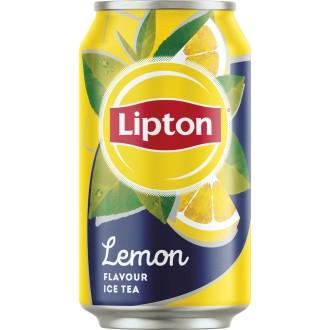 Nápoje - Lipton Lemon 330 ml