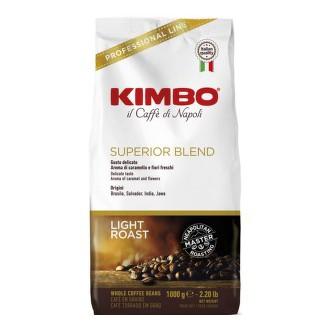 Zrnková káva - Kimbo Superior Blend 1000 g