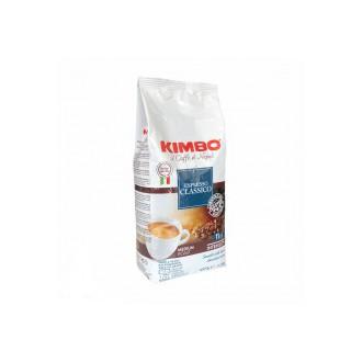 Zrnková káva - Kimbo / DeLongi Classico káva zrnková 1000 g