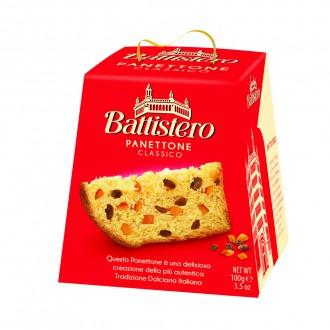 Vánoční Panettone - Panettone classico 100g