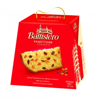 Vánoční Panettone - Panettone classico 500g