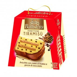 Vánoční Panettone - Panettone tiramisu-čokoláda 750g
