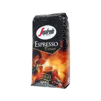 Zrnková káva - Káva zrnková Segafredo Espresso Casa 1000 g