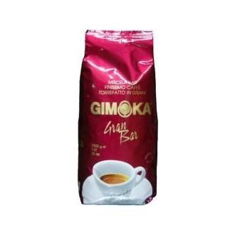 Zrnková káva - Gimoka Gran Bar káva zrnková 1000 g