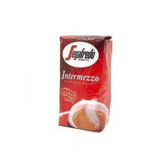 Zrnková káva - Káva zrnková Segafredo Intermezzo 1000 g