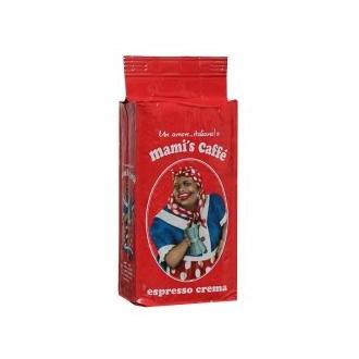 """Mletá káva - MAMI´S CAFFÉ """"Espresso Crema"""" Vacuum Bag Ground káva mletá 250 g"""