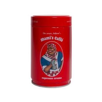Zrnková káva - Mami's Caffe Espresso Crema káva zrnková dóza 250 g