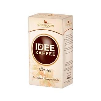 Mletá káva - J. J. Darboven Idee Kaffee Classic káva mletá 500 g
