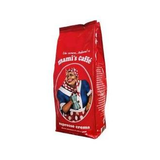 Zrnková káva - Mami's Caffe Espresso Crema káva zrnková 1000 g