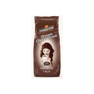 Horká čokoláda - Van Houten Temptation horká čokoláda 1000g