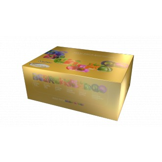 Čaj - Golden Garden maxi kolekce čaj 6 x 10 ks