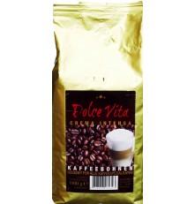 Dolce Vita Crema Intensa káva zrnková 1000 g