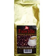Dolce Vita Crema káva zrnková 1000 g