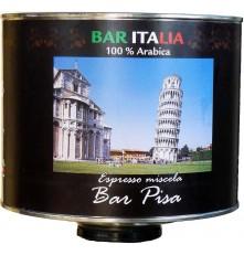 Káva zrnková Bar Italia Miscela Bar Pisa 100% Arabica 1000 g