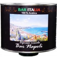 Káva zrnková Bar Italia Miscela Bar Napoli 100% Arabica 1000 g