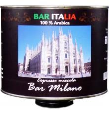 Káva zrnková Bar Italia Miscela Bar Milano 100% Arabica 1000 g