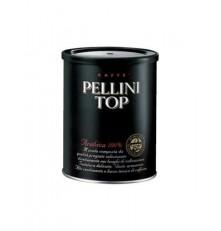 Pellini Top 100% Arabica káva mletá dóza 250 g