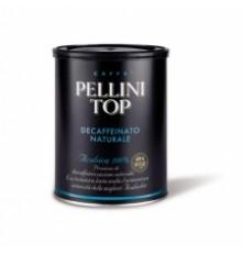 Pellini TOP bezkofeinová káva mletá 250 g
