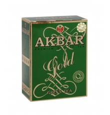 Akbar Tea Gold Green sypaný 100 g