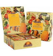 BASILUR Magic Fruits Assorted přebal 40 sáčků