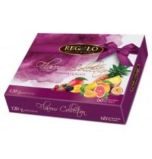 Kolekce ovocných a bílých čajů FLAVOUR COLLECTION 6x10x2 g
