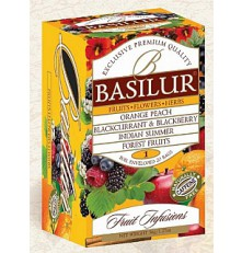 BASILUR Fruit Infusions Assorted Vol. I. přebal 20 x 1,8g