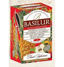 BASILUR Fruit Infusions Assorted Volume II. přebal 20 x 1,8g