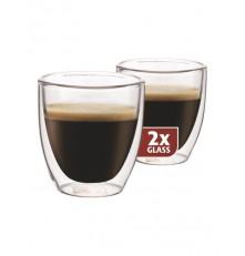 Maxxo DG808 espresso termo sklenka 80ml