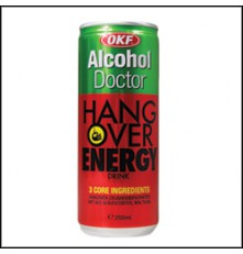 OKF Alcohol Doctor - Hangover Energy Drink 250 ml