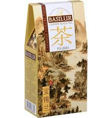 BASILUR Chinese Pu-Erh papír 100 g