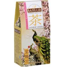 BASILUR Chinese Jasmine Green papír 100 g