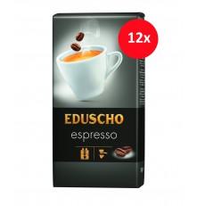 Eduscho Espresso káva zrnková 12 x 1000 g
