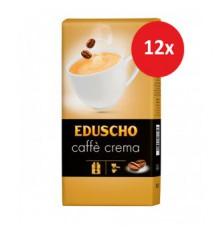 Eduscho Caffé Crema káva zrnková 12 x 1000 g