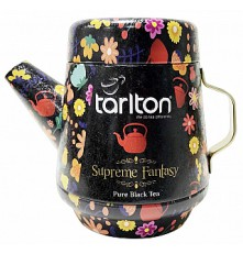 TARLTON Tea Pot Supreme Fantasy Black Tea plech 100 g